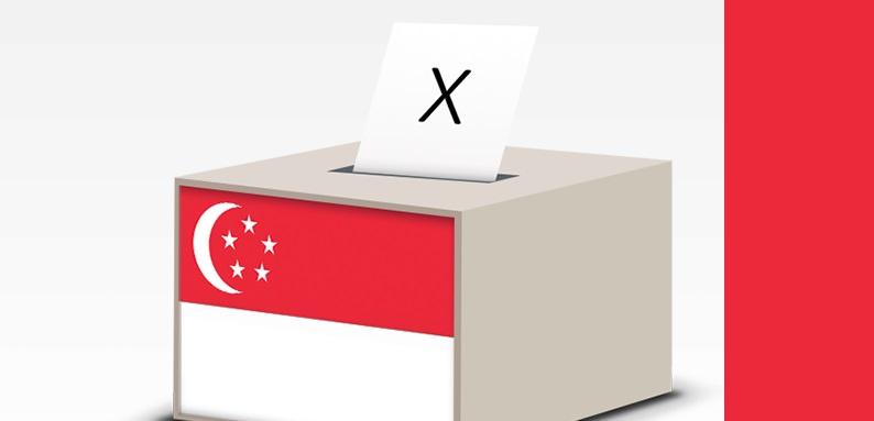 Singapore Ballot Box