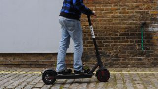 e-scooter PMD